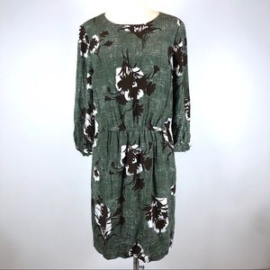 Boden Jodie Dress Floral day Dress